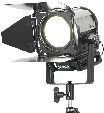 Litepanels Sola 4 Daylight Fresnel LED Light