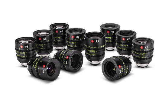 Leitz Summicron-C set of 7 PL lenses