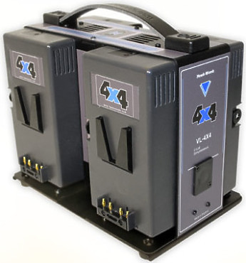 Hawk-Woods VL-4x4 4 Channel Simultaneous Charger