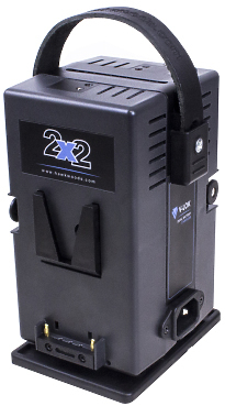 Hawk-Woods VL-2x2P Dual Simultaneous Charger