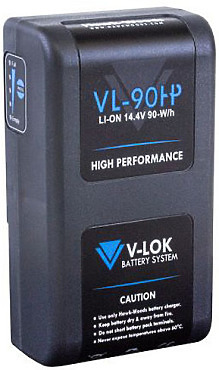 Hawk-Woods VL-90HP 90Wh 14.4v High Performance Lithium-Ion Battery