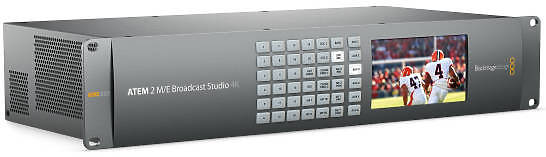 Blackmagic Broadcast Studio 4K Vision Mixer