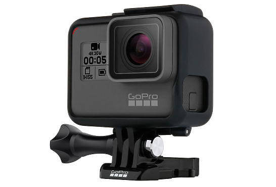 GoPro Hero 5 side