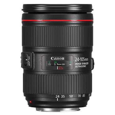 Canon EF 24-105mm F/4L IS II USM Lens 2