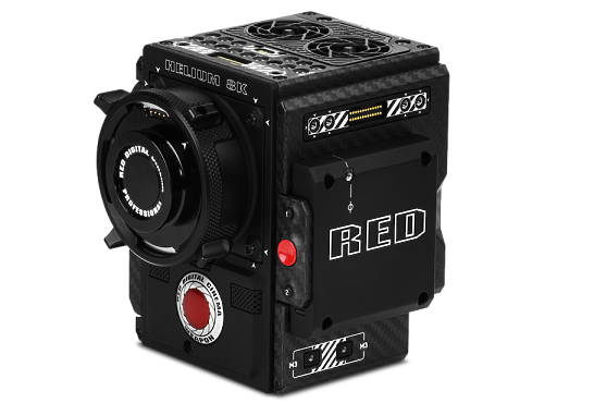 RED WEAPON 8K S35 (Helium)