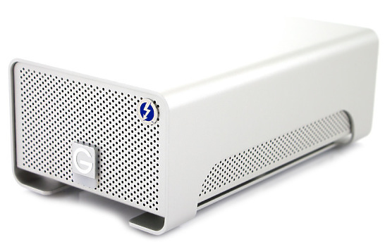 G-Raid 8TB Hard Drive - Set to 4TB Raid 1