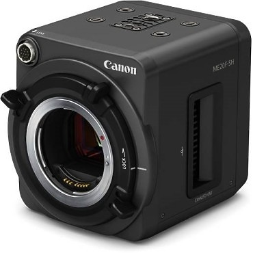 Canon ME20 side no lens