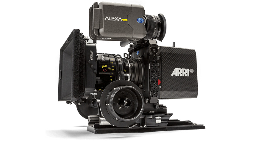 ARRI ALEXA MINI Camera Hire