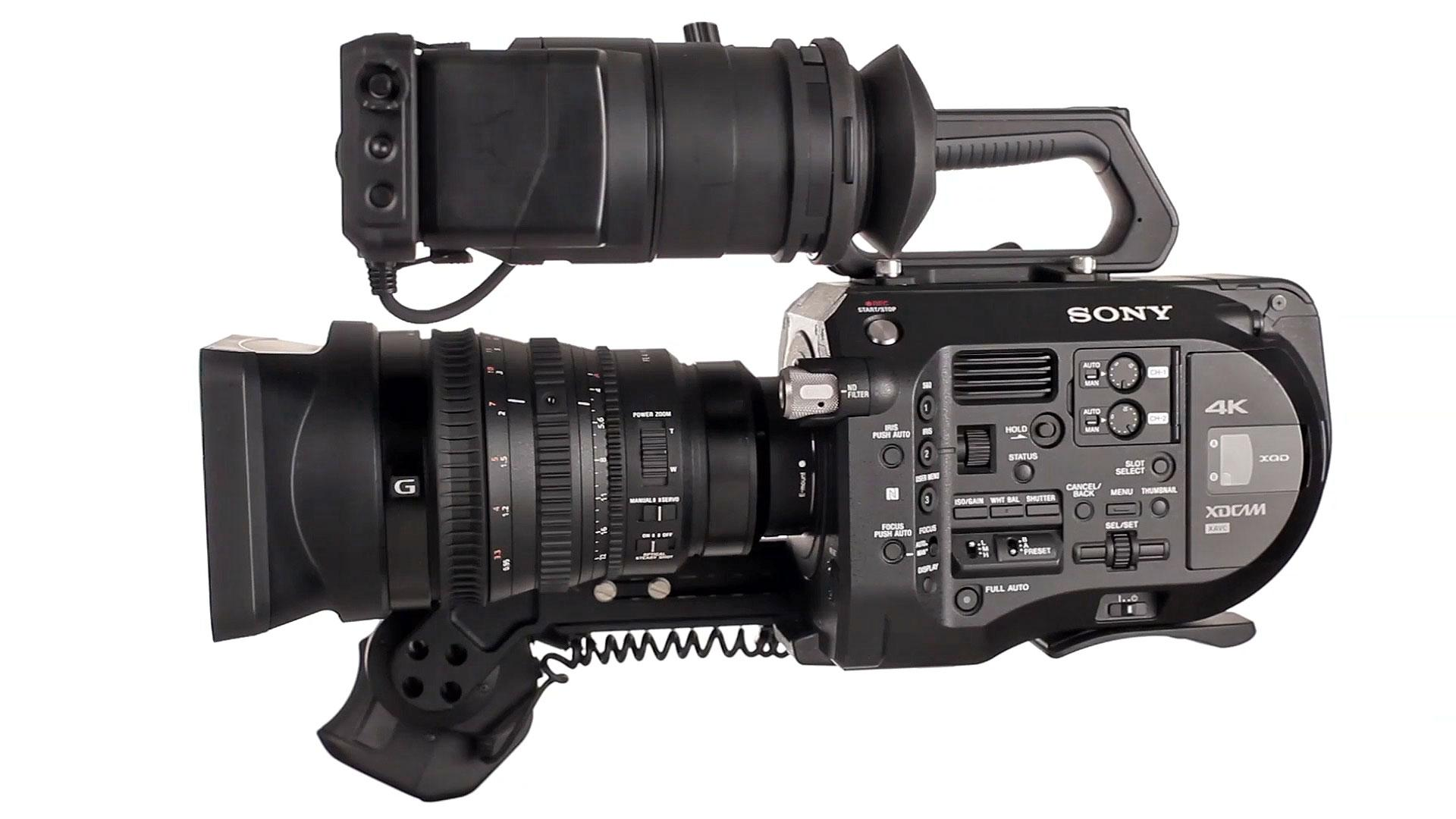 SONY FS7 Camera Hire