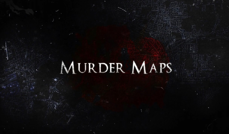 Murder Maps movie film credit