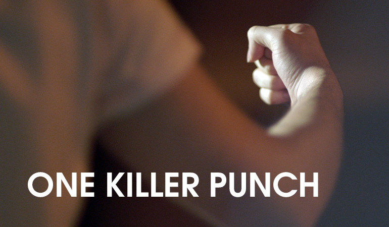 One Killer Punch Channel 4 image