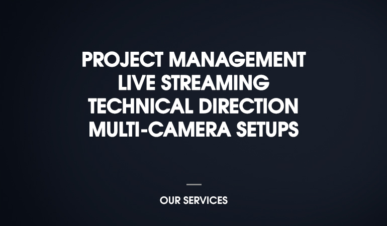 List of Procam Projects' services