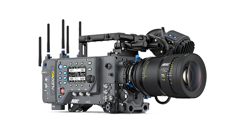 ARRI ALEXA LF Camera Rental
