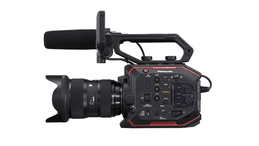 PANASONIC EVA1 Camera Rental