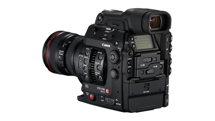 CANON C300 MKII Camera Hire