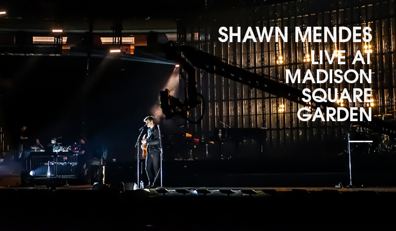 About us camera rental lenses tv crew procam new york uk london manchester glasgow for Shawn mendes live at madison square garden