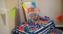 ERIC Festival table with sweets