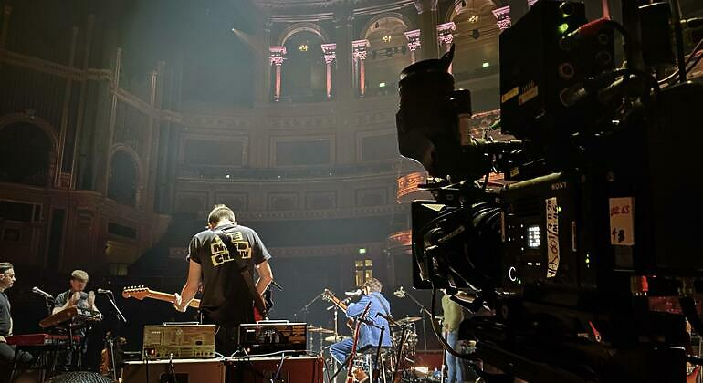 Niall Horan Live from The Royal Albert Hall, Proudly Supported by Procam Projects