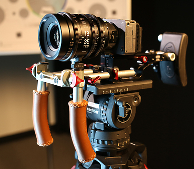 Sony FX3 Rig