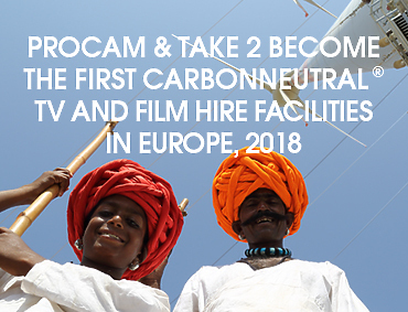 Procam & Take 2 become CarbonNeutral in Europe